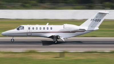 A picture of PTOOO - Cessna 525B Citation CJ3 - [525B0285] - © JAKA