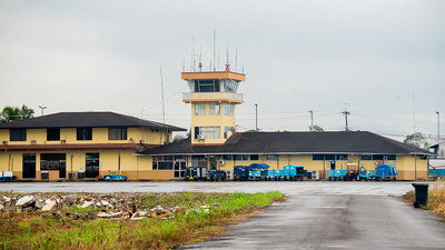 SECO - Airport - Terminal