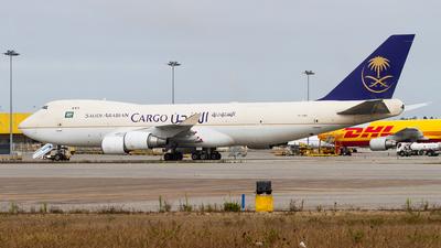 TF-AMU - Boeing 747-48EF(SCD) - Saudi Arabian Airlines Cargo (Air Atlanta Icelandic)