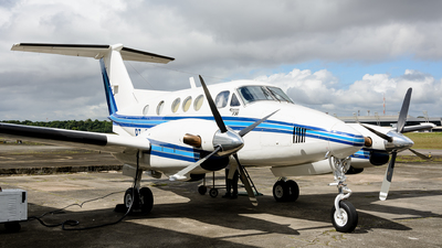 PT-OZP - Beechcraft F90 King Air - Private