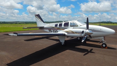 PR-XVQ - Beechcraft 58 Baron - Private