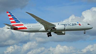 N872AN - Boeing 787-8 Dreamliner - American Airlines