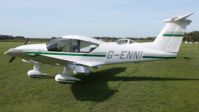 G-ENNI - Robin R3000/180 - Private