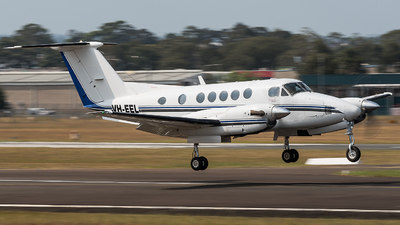 VH-EEL - Beechcraft B200 Super King Air - Private