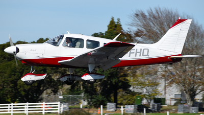 ZK-FHQ - Piper PA-28-181 Archer II - Private