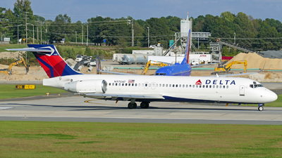 N970AT - Boeing 717-2BD - Delta Air Lines