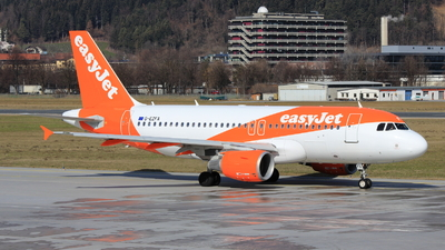 G-EZFA - Airbus A319-111 - easyJet
