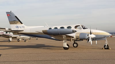 HB-LYZ - Cessna 340A - Private