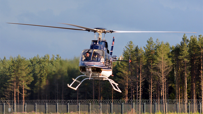 YL-HHB - Bell 407 - Baltic Helicopters
