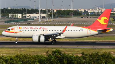 B-8952 - Airbus A320-271N - Tianjin Airlines