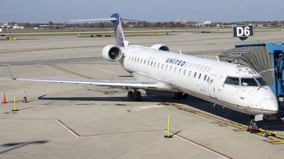 N515MJ - Bombardier CRJ-701ER - United Express (Mesa Airlines)