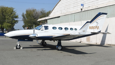 N86PD - Cessna 414A Chancellor - Private