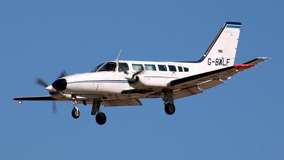 G-BWLF - Cessna 404 Titan - Reconnaissance Ventures