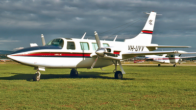 A picture of VHUYV - Piper PA60600 Aerostar - [600486157] - © Daniel Tanner