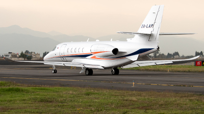 XA-LAP - Cessna Citation Latitude - Private
