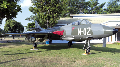 N-112 - Hawker Hunter F.4 - Netherlands - Royal Air Force