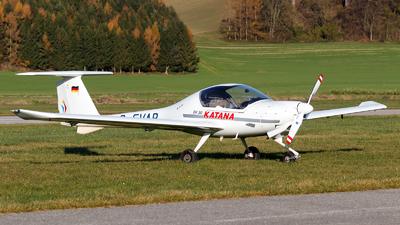 D-EVAB - HOAC DV-20-100 Katana - Flugsportverein Passau-Fuerstenzell