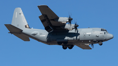 96-8153 - Lockheed Martin EC-130J Hercules - United States - US Air Force (USAF)