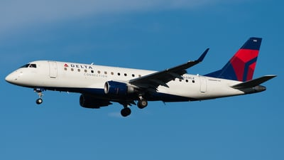 N633CZ - Embraer 170-200LR - Delta Connection (Compass Airlines)