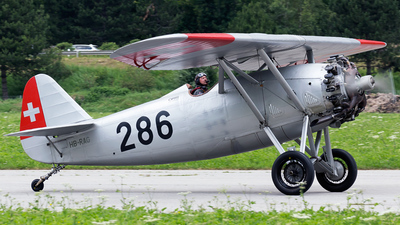 HB-RAG - Dewoitine D-26  - Private