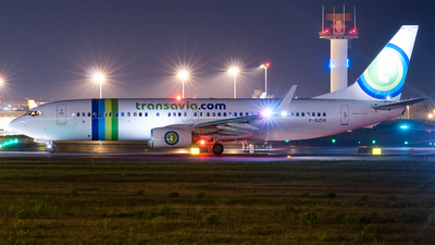 F-GZHI - Boeing 737-86J - Transavia France