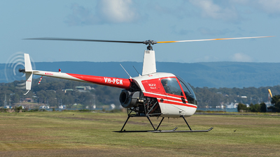 A picture of VHFCK - Robinson R22 Beta - [2628] - © Jayden Laing