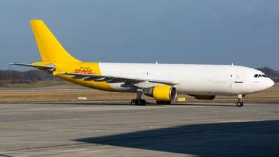 D-AZMK - Airbus A300B4-622R(F) - European Air Transport