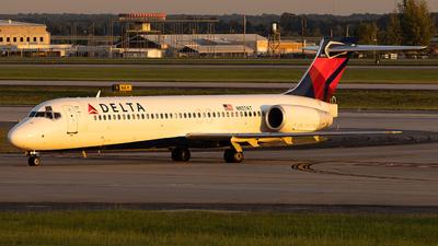 N927AT - Boeing 717-231 - Delta Air Lines
