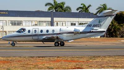 PR-MGD - Hawker Beechcraft 400XP - Private