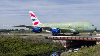 F-WWSG - Airbus A380-841 - British Airways