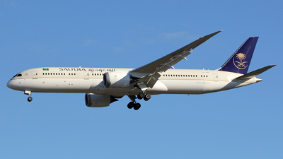 HZ-ARE - Boeing 787-9 Dreamliner - Saudi Arabian Airlines