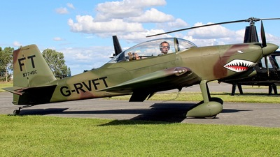 G-RVFT - Vans RV-8 - Private