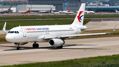 B-8498 - Airbus A320-232 - China Eastern Airlines