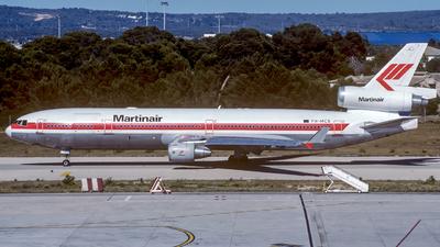 PH-MCR - McDonnell Douglas MD-11(CF) - Martinair