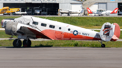 N9440 - Beech UC-45J Expeditor - Private