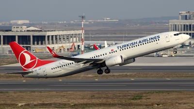 TC-JYF - Boeing 737-9F2ER - Turkish Airlines