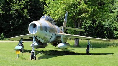 DB-132 - Republic F-84F Thunderstreak - Germany - Air Force