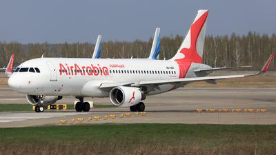 A6-AOF - Airbus A320-214 - Air Arabia
