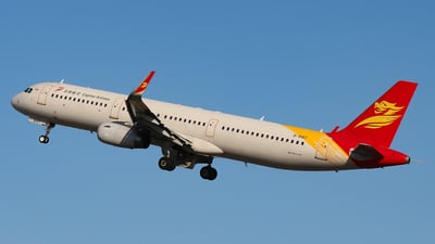 A picture of B8187 - Airbus A321231 - Capital Airlines - © Northrop_L