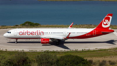 HB-JOU - Airbus A321-211 - Air Berlin (Belair Airlines)