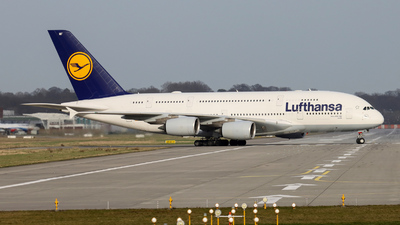 A picture of DAIMF - Airbus A380841 - [066] - © vwmatze