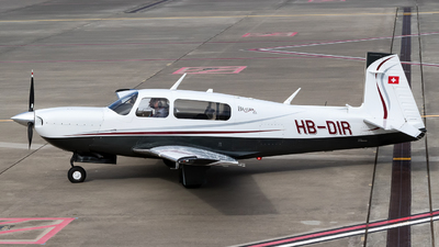 A picture of HBDIR - Mooney M20M - [270328] - © Nelson Sousa