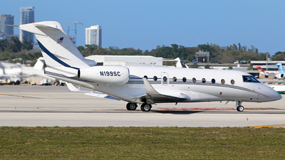 N199SC - Gulfstream G280 - Private
