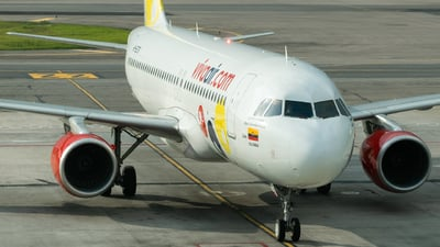HK-5276 - Airbus A320-214 - Viva Air Colombia