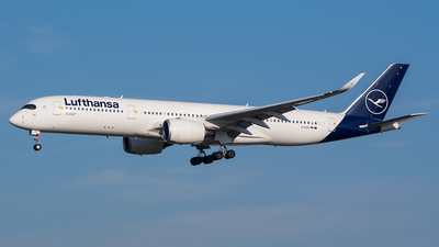 A picture of DAIXP - Airbus A350941 - Lufthansa - © Karsten S.