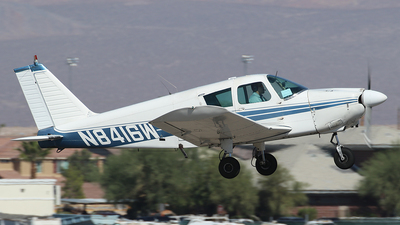 N8416W - Piper PA-28-180 Cherokee C - Private