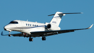 N707CL - Cessna Citation Longitude - Textron Aviation
