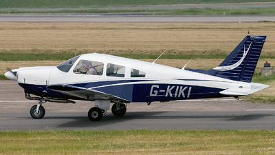 G-KIKI - Piper PA-28-181 Cherokee Archer II - Private