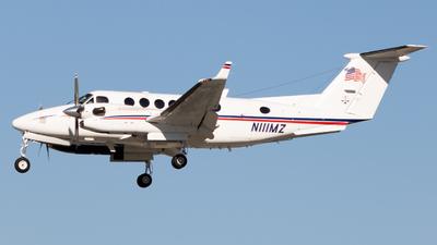 N111MZ - Beechcraft 300 Super King Air - Private