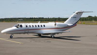 D-CEMS - Cessna 525 Citation CJ3 - Private